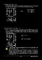 Číst online Manuál pro majitele pro GIGABYTE GA-EP35-DS3L (rev. 1.x) Základní desky