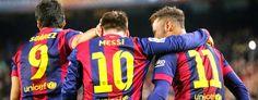 FC Barcelona: FC Barcelone à la tête du classement des dix mille...