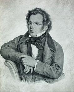 Franz Schubert - jeden ze skladatelů romantismu