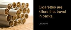quit smoking or smoke-free quotation #quote  #quotation #inspiration
