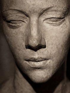 "regardintemporel: "" Charles Despiau (1874-1946) - Buste de Mrs Stone, 1926 """