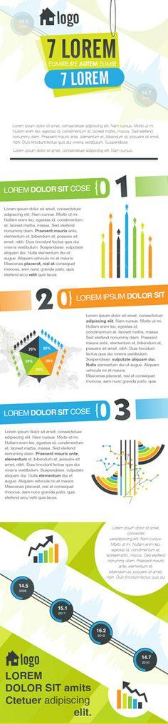 Colorfull infographic templatebvbv