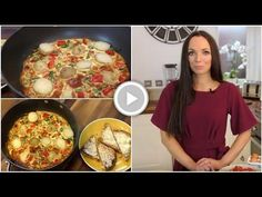 Spanish Omelette Recipe   Post Workout Breakfast for Shake Up Your Wake Up