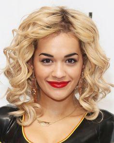 Rita Ora! I love her hair! ❤️