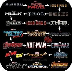How to watch: Marvel universe. You're welcome.