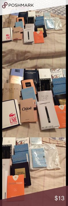 19 Variety Pack of Sample Perfumes. 19 Sample Variety Pack of perfumes. Other