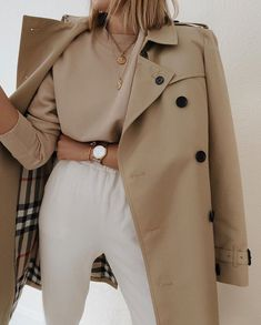 Glamouröse Outfits, Classy Outfits, Trendy Outfits, Winter Outfits, Fashion Outfits, Womens Fashion, Beige Outfit, Look Fashion, Fashion Models