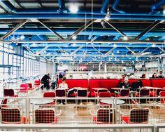 cafe @ Centre Georges Pompidou