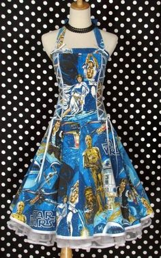 Star Wars Original Trilogy Sundress