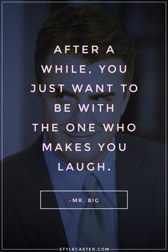 50 Relationship Quote We Love // Mr. Big