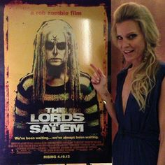 Sheri Moon Zombie of The Lords Of Salem Rob Zombie Art, Rob Zombie Film, Zombie Life, Zombie Movies, The Lords Of Salem, Sherri Moon Zombie, White Zombie, Macabre Art, Movie Memes