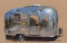 Airstream by David Lloyd