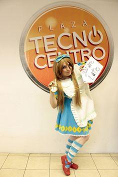 primer pasarela concurso en TecnoCentro, Guadalajara :,D