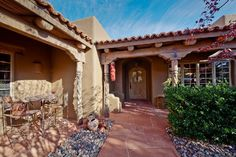 Exquisite Santa Fe Style Home in Casa Contenta - Houses - Apartments for Sale