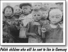 "10 Interesting Details About the Nazi Lebensborn Program - The Lebensborn Program was also responsible for the kidnapping of thousands of European children and many of these children were from Poland and Slovenia. Any children who looked Aryan enough were abducted and those who had virtually no Jewish traits were ""Germanized""."