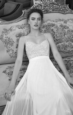 Floral Bridal 2015 Wedding Dress Collection | Bridal Musings Wedding Blog 10
