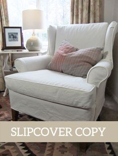 In All About Canvas & Duck for Slipcovers I answer your most common questions: Is canvas the best choice for your slipcover? Will it wrinkle like crazy? How will it feel and function? Th...