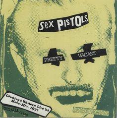 trust poster Sex a hippy pistols never