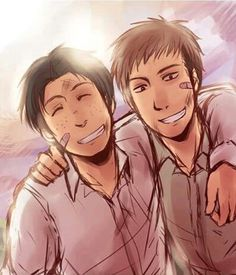 Marco and Jean