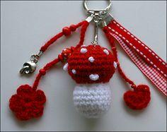 http://www.aliexpress.com/store/1687168 Key chain crochet