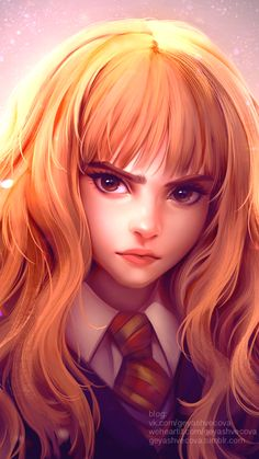 Do you like Hermiona? Harry Potter Tumblr, Harry Potter Anime, Harry Potter Hermione, Harry Potter Fan Art, Images Harry Potter, Cute Harry Potter, Harry Potter Drawings, Harry Potter Jokes, Harry Potter Fandom