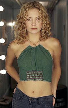 Kate Hudson... circa 2000 in Almost Famous. Too many chick flicks since then.