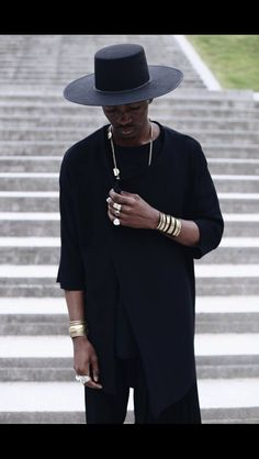 50e2cc2a6 63 Best Dark Skin Hat Style images in 2019 | Man style, Man fashion ...