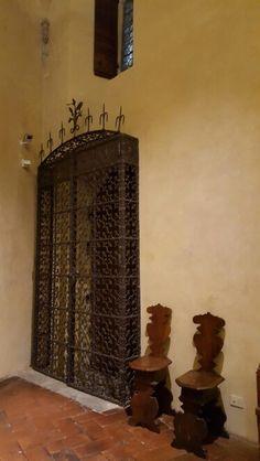 Ironwork  - Palazzo Davanzati