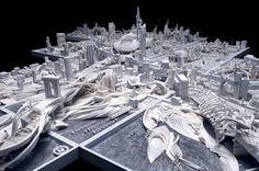 Studie zu smarter Architektur im Stadtkern