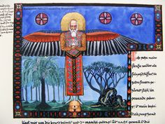 jung drew the images in the red book himself - Google Search