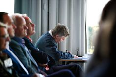 Photo from Symposium 'Samen verder in het Westland' collection by Wieneke Hofland I Fotograaf