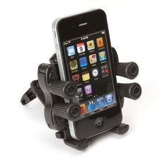 Universal Cep Telefonu / Navigasyon Tutucu (Havalandırma ve Güneşlik Montaj Aparatı ile)