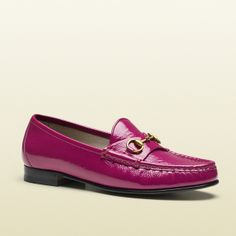 Gucci 1953 Horsebit Loafer In Soft Patent Leather