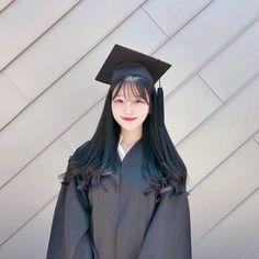48 Ideas Black Hair Korean For 2020 Korean Hair Color Ombre, Korean Hair Dye, Korean Medium Hair, Medium Hair Styles, Short Hair Styles, Hair Medium, Hair Color Auburn, Hair Color Pink, Black Hair Aesthetic