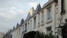 Promenade dans le 13e: La Villa Daviel, La Cité Florale et le quartier des Peupliers