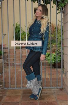 """Looking for the most comfortable boots? Our 1/4"""" plantation crepe sole makes Lukluks feel as though your barefoot. We set out to design a easy to wear comfortable boot for women."""