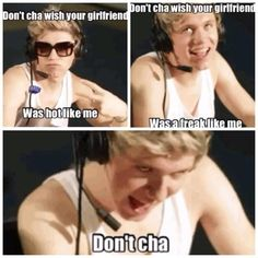 LOL His Face.! Niall By The Way... so cute!! @Niall Dunican Dunican Dunican Horan