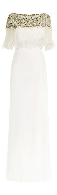 Marchesa ● Off-The-Shoulder Gown LOOOVVEE!!!!