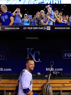 Alex Gordon, Kansas City Royals.  He's my favorite!