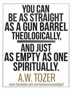 christian quotes | A.W. Tozer quotes