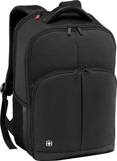 SwissGear - Link Laptop Backpack - Black, 601095