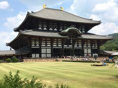 Nara Daibutsu den
