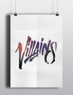 Typveverything.com Villains Young by Lucas...