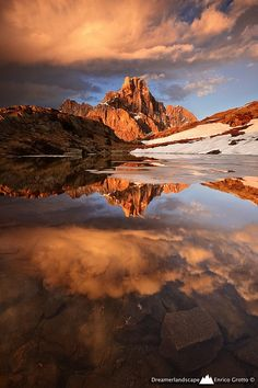 Dreaming Dolomites | Dolomites | Italy  By: Enrico Grotto