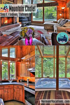Experience Killington in this Cozy four-bedroom Vermont home with private hot tub, a private deck minutes to the slopes. Great location for your family in any season! Vacation Memories, Vacation Home Rentals, Vermont, Tub, Deck, United States, Cozy, The Unit, Bedroom