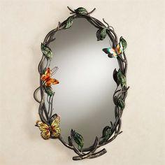 Flight of Butterfly Mirror