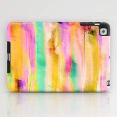 Mirage iPad Case by Amy Sia   Society6