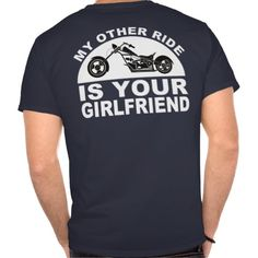$$$ This is great for          My other ride, is your girlfriend t shirt           My other ride, is your girlfriend t shirt so please read the important details before your purchasing anyway here is the best buyDiscount Deals          My other ride, is your girlfriend t shirt Review from A...Cleck Hot Deals >>> http://www.zazzle.com/my_other_ride_is_your_girlfriend_t_shirt-235283645412617319?rf=238627982471231924&zbar=1&tc=terrest