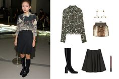 The Best It Girl Style of 2014: Gigi Hadid, FKA Twigs, and More - Vogue