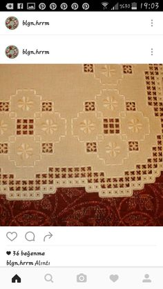 Hardanger Embroidery, Bargello, Knitting, Farmhouse Rugs, Straight Stitch, Portion Plate, Cross Stitch, Norwegian Knitting, Journals